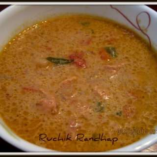 Quick Stew with Chicken and/or Mixed Veggies (Kerala Style)