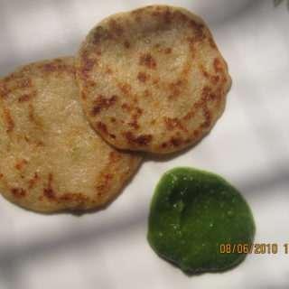 Cucumber Pancakes