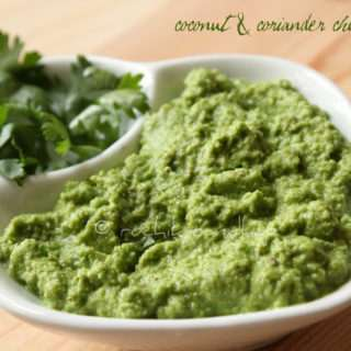 Green Chutney (For Sandwiches)