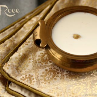 Jivo Roce (Sweetened Coconut Milk) – Monthi Feast Special