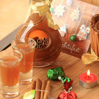 Cinnamon & Green Tea Punch – Say Cheers!!