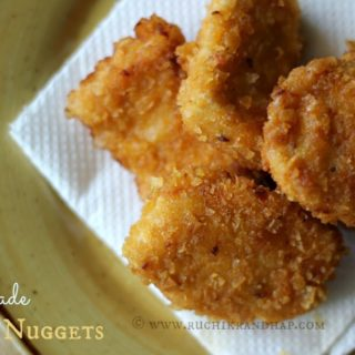 Homemade Chicken Nuggets with a Twist! (And Oh-So-Simple!)