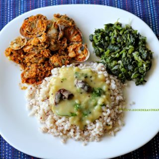 The Boshi Series – Mangalorean Plated Meals ~ Boshi#1, 2 & 3
