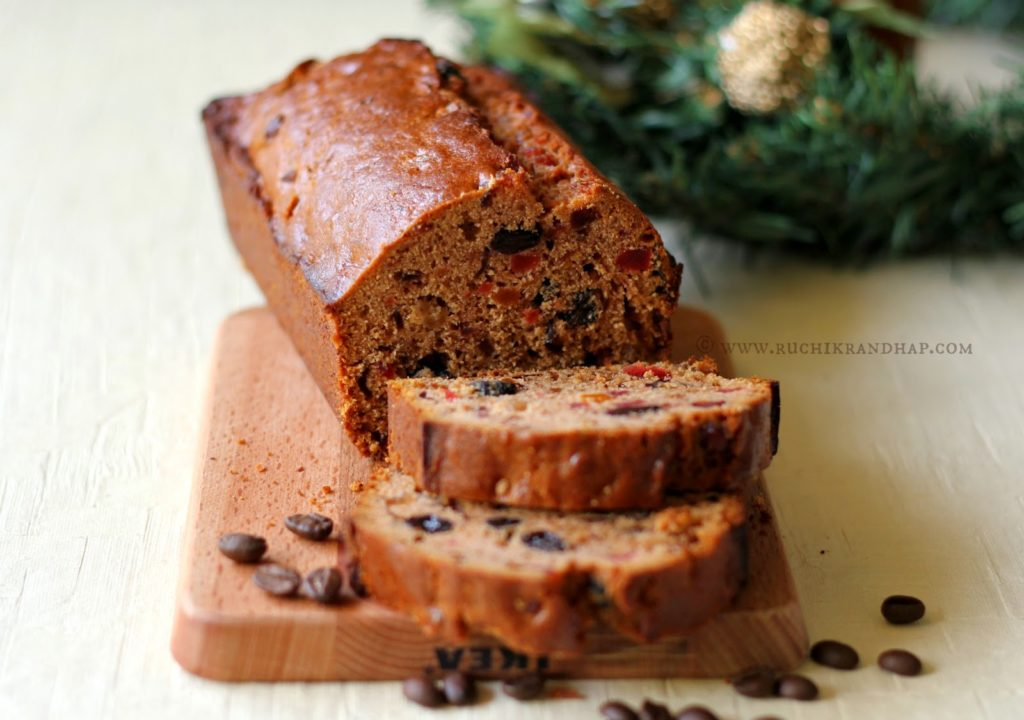 How Long Does A Fruit Cake Keep Without Alcohol