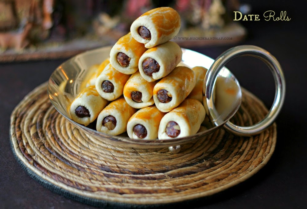 Date rolls bombay style christmas sweet ruchik randhap during my time in mumbai i had the opportunity of eating bombay style christmas goodies only at my aunts place since we didnt have any goan or east forumfinder Image collections