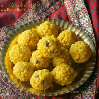 Kapi Falhaar#3 – Mithai Ladoo | Boondi Laddu (Sweet Gram Flour Balls)