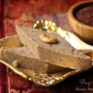 Kapi Falhaar#6 – Ragi Manni | Ragi Falooda (Finger Millet Pudding) ~Gluten Free & Vegan