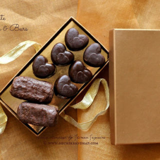 Chocolate Bounty Hearts & Bars