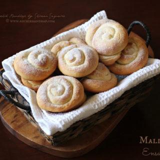 Mallorcan Ensaimadas ~ #Breadbakers