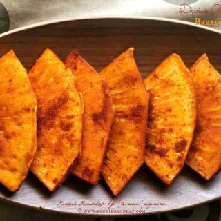 Deviso Guzo Bazcho ~ Breadfruit Fry