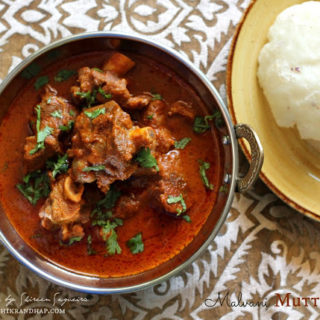 Malvani Mutton Curry