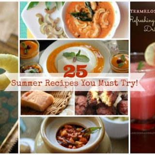 25 Summer Recipes You Must Try!