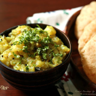 Coriander & Potato Baaji