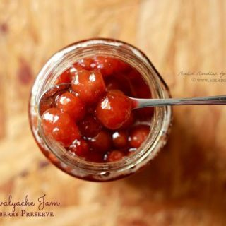 Raaz Avalyache Jam ~ Star Gooseberry Preserve