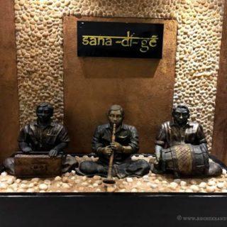 Restaurant Review ~ Sana-Di-Ge, Goldfinch Hotel, Bangalore