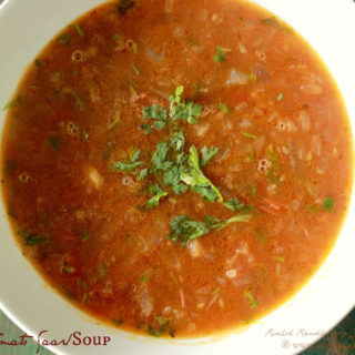 Easy Tomato Saar/Soup