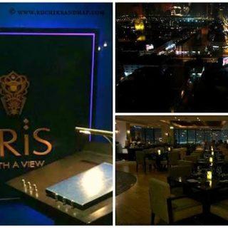Restaurant Review ~ Kris with a View, Park Regis, Dubai