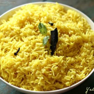 Yellow Rice + Video!