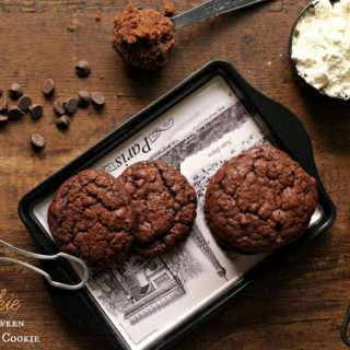 Brookie ~ A Cross Between a Brownie & a Cookie