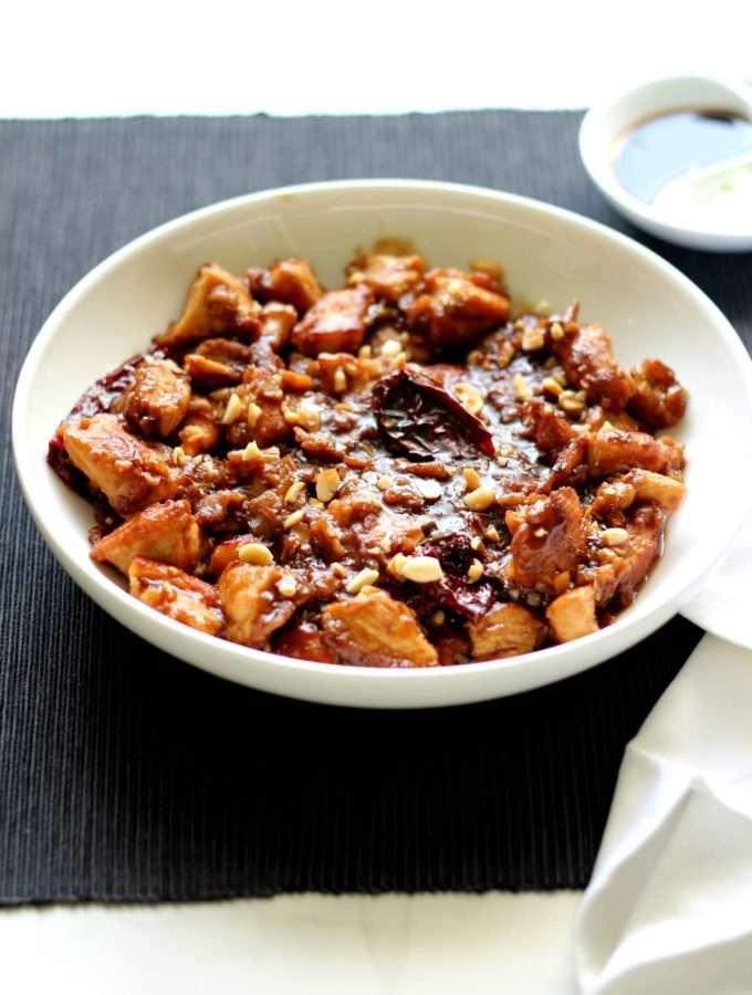 General Tao's Favourite Chicken