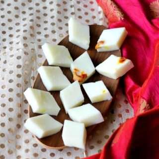 Duddali | Arootachi Mani | Arrowroot Pudding