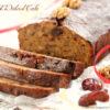 Date & Walnut Cake - Celebrating 1 Million Page Views!