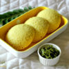 Moong Dal Idli ~ Diabetic Friendly Idli