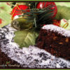 Rich Plum Cake - Christmas Cake - The Ultimate Winner