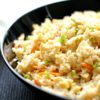 Egg Fried Rice ~ Easy One Pot Meal