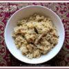 Sajjige / Upma (Savoury Semolina)