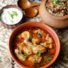 Jhat-Phat Chicken Curry ~ Pressure Cooker Method