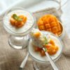 Sago Coconut Pudding